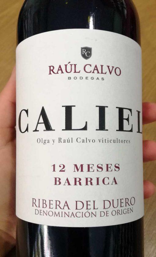 Caliel 12 Meses