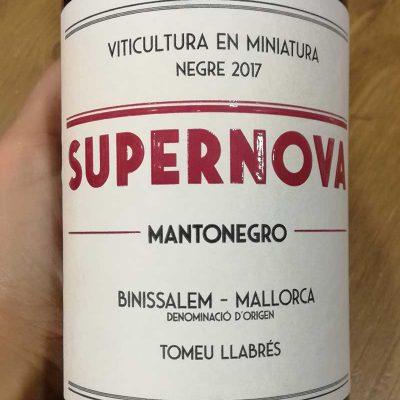 Supernova Mantonegro