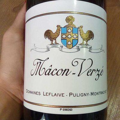 Leflaive Macon-Verzé
