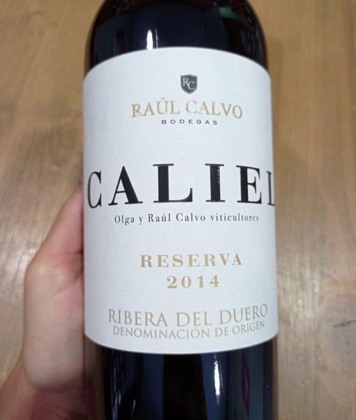 Caliel reserva