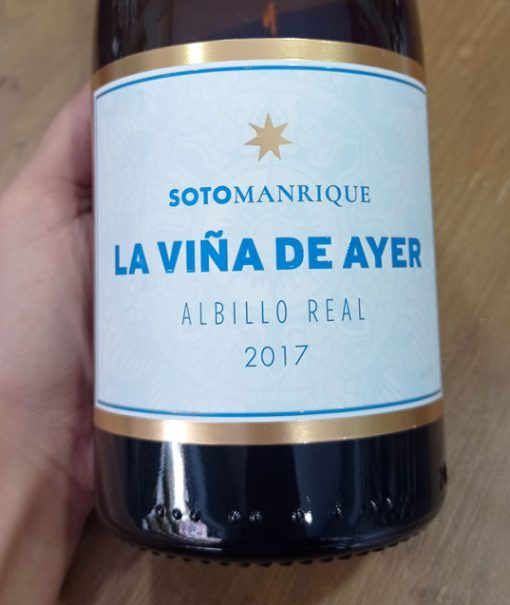 VIÑA DE AYER