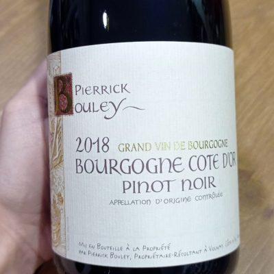 Bouley Bourgogne